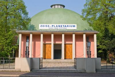 ZEISS-PLANETARIUM in Jena | Foto: Don Eck